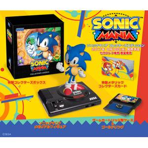 Sonic Mania Collector's Edition [PS4]