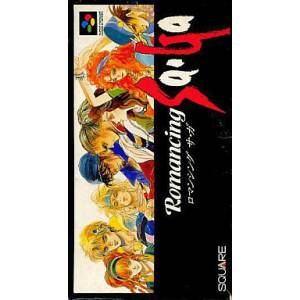 Romancing SaGa [SFC - Used Good Condition]