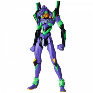 EVANGELION EVOLUTION - EV-001 EVA-01 Test Type [Legacy of Revoltech]
