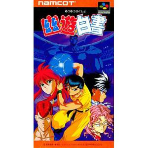 Yu Yu Hakusho [SFC - Used Good Condition]