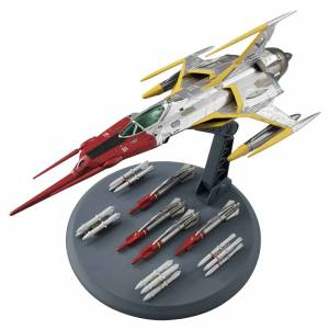 Space Battleship Yamato 2202: Type-0 Model 52 Space Carrier-based Fighter Cosmo Zero Alpha 1 [Variable Action Hi-Spec]