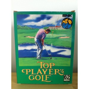 Top Player's Golf (carton box) [NG AES - Used Good Condition]