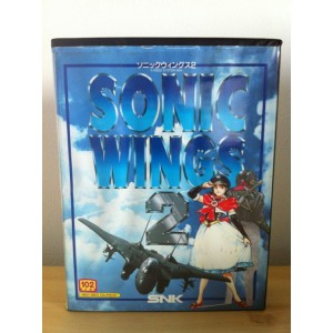 Sonic Wings 2 / Aero Fighters 2 [NG AES - Used Good Condition]