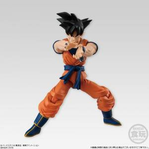 Dragon Ball Z - Son Goku [Bandai Shodo Vol. 4]