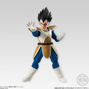 Dragon Ball Z - Vegeta [Bandai Shodo Vol. 4]