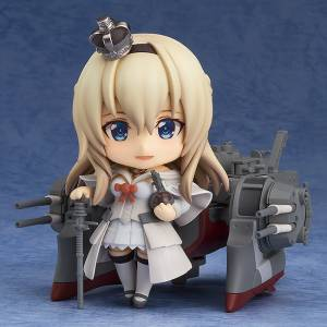 Kantai Collection -KanColle- Warspite [Nendoroid 783]
