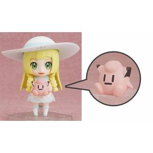 Pokémon Sun & Moon - Lillie Pokemon Center Limited [Nendoroid 780]