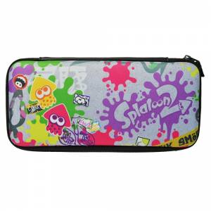 Splatoon 2 - Hard Pouch for Nintendo Switch Graffiti Ver. [Switch]