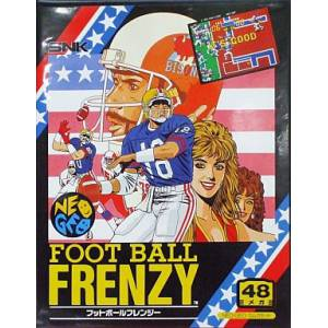 Football Frenzy [NG AES - Used Good Condition]