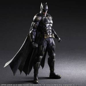 JUSTICE LEAGUE: Batman Tactical Suit ver. [Play Arts Kai]