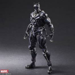 Marvel Universe - Black Panther [Variant Play Arts Kai]