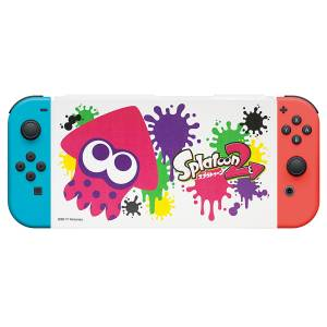 FREE SHIPPING - Nintendo Switch Cover & Stand (Splatoon 2) [Switch]