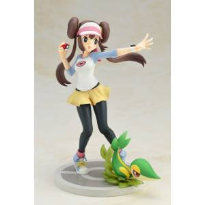 Pokemon Series - Rosa with Snivy [ARTFX J]