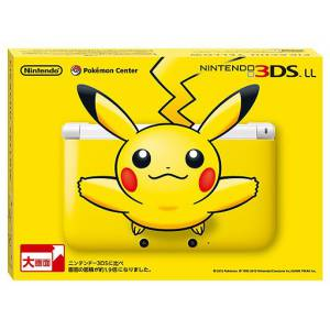 Nintendo 3DS LL (XL) - Pokémon - Pikachu Yellow [Brand New]