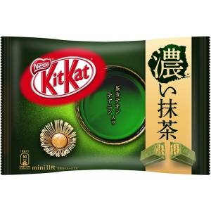 KIT KAT -  Uji Koi Matcha Dark Green tea [Food & Snacks]