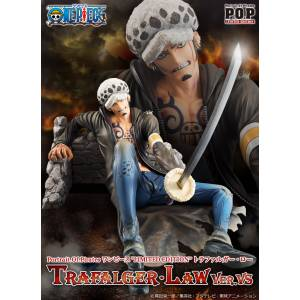 ONE PIECE - Trafalgar Law Ver. VS Limited Edition [Portrait.Of.Pirates]
