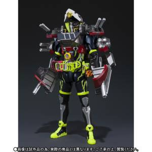 Kamen rider Snipe Simulation Gamer Level 50 Limited Edition [S.H. Figuarts]