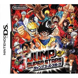 Jump Super Stars [NDS - Occasion BE]