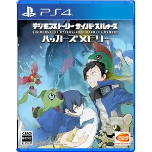 Digimon Story Cyber Sleuth - Standard Edition [PS4]