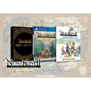 Ni No Kuni II Revenant Kingdom - Complete Edition [PS4]