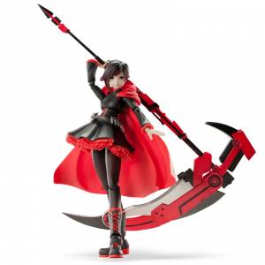 RWBY: Ruby Rose [Super Action Statue]