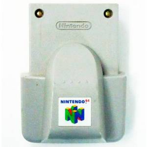 Rumble Pak (official Nintendo) [N64 - used good condition / loose]
