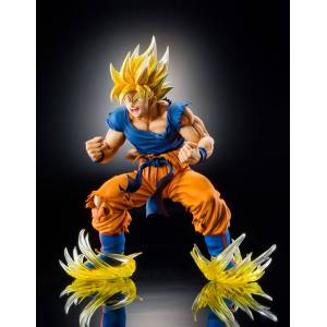 Chozo Art Collection - Dragon Ball Z Kai: Super Saiyan Son Goku Reissue [Medicos]