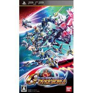 SD Gundam G Generation OverWorld [PSP]
