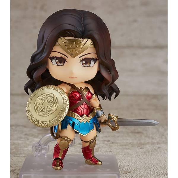 Wonder Woman Heros Edition Nendoroid 818 - Nin-Nin-Gamecom - All Japan Import -8247