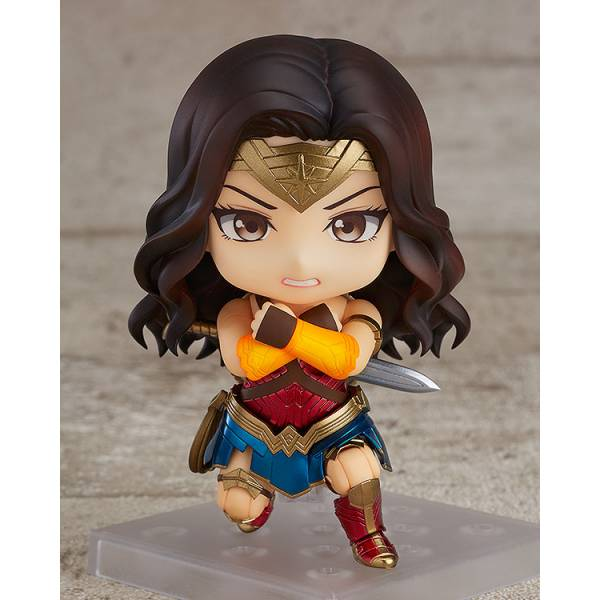 Wonder Woman Heros Edition Nendoroid 818 - Nin-Nin-Gamecom - All Japan Import -3841