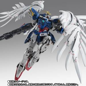 Gundam Wing Endless Waltz - XXXG-00W0 Wing Gundam Zero Custom Limited Edition [GUNDAM FIX FIGURATION METAL COMPOSITE]