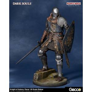 Dark Souls Knight of Astora - Oscar [Gecco]