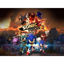 Sonic Forces - Standard Edition (English Included) [Switch]