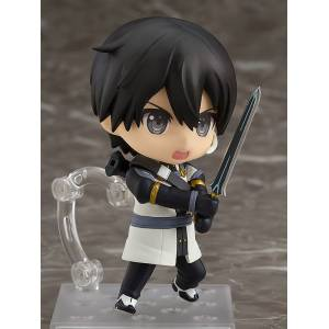 FREE SHIPPING - Sword Art Online The Movie: Ordinal Scale - Kirito: Ordinal Scale Ver. [Nendoroid 750b]