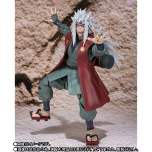 Naruto Shippuuden - Jiraiya / Jiraya Limited Edition [S.H. Figuarts]
