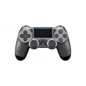 NEW DualShock 4 Steel Black (CUH-ZCT2J21) [Playstation 4 / Sony]