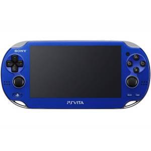 PSVita - Sapphire Blue PlayStation Vita - Wi-fi (PCH-1000 ZA04) [new]