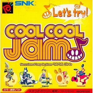 Cool Cool Jam [NGPC - Occasion BE]