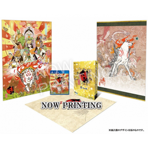 Okami HD - Limited Edition [PS4]