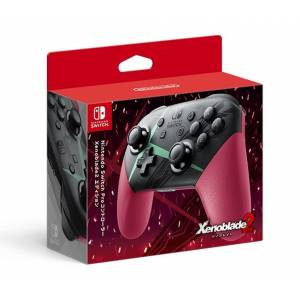 Nintendo Switch Pro Controller Xenoblade 2 Edition [Switch]