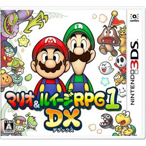 Mario & Luigi RPG 1 DX [3DS]