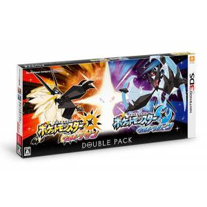 Pokemon Ultra Sun & Ultra Moon - Double Pack (Multi Language) [3DS]