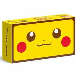 New Nintendo 2DS XL Pikachu Limited Edition [Brand New]