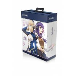 Fate / stay night Heaven's Feel  x DENON AH-GC20 Special Wireless Headphones [Ebten Limited]