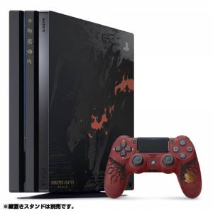 PlayStation 4 Pro HDD 1TB (CUHJ-10020) - MONSTER HUNTER: WORLD LIOLAEUS EDITION [PS4 - brand new]