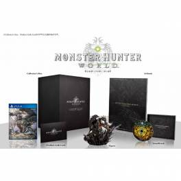 Monster Hunter World - Collector's edition [PS4]