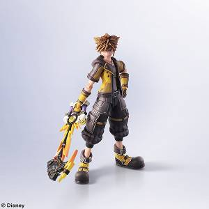 KINGDOM HEARTS III BRING ARTS - Sora Guardian Form Ver. Limited Edition [Square Enix]