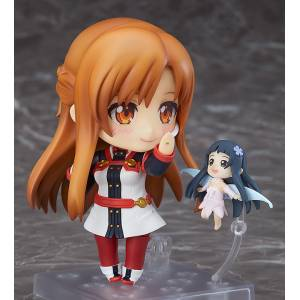 Sword Art Online The Movie: Ordinal Scale - Asuna: Ordinal Scale Ver. & Yui [Nendoroid 750c]