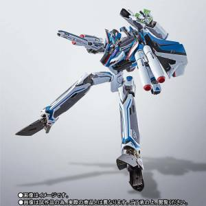 Macross Delta - VF-31J Siegfried (Hayate Immelmann Use) Kai Ver. Limited Edition [DX Chogokin]