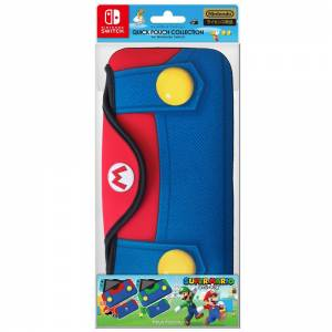 QUICK POUCH for Nintendo Switch - Super Mario Edition Type A [Switch]